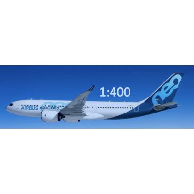 Commercial Plane - Passenger 1:400