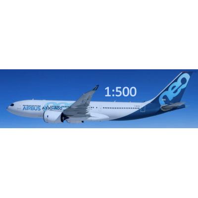 Commercial Plane - Passenger 1:500