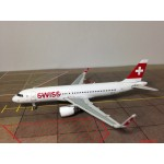 SWISS AIR A320(1:400)HB-JLT