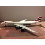 British Airways Cargo B747-8(1:400)G-GSSF