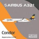 Condor A321(1:400)D-AIAC