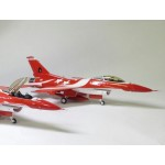 RSAF F-16C Black Knight 1(1:72) Low Stock