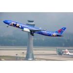 China Eastern Disney A330-300 (1:400) B-6120
