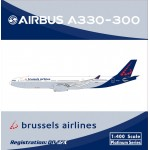 Brussels Airlines A330-300(1:400)OO-SFX