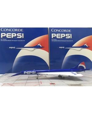 Air France Concorde Pepsi (1:200) F-BTSD