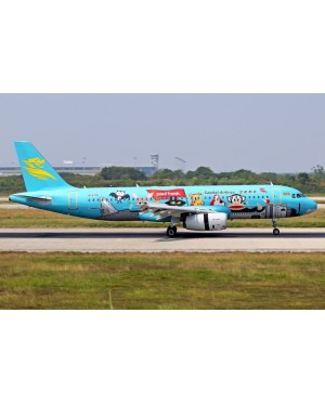 Capital Airlines Paul Frank A320(1:400)B-6725