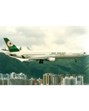 Eva Air ANK Join Service MD11(1:400)B-16101
