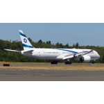 EI AI Israel Airlines B787-9(1:400) 4X-EDA