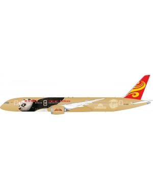 Hainan Airlines B787-9 Panda(with logo)1:400 B-1343