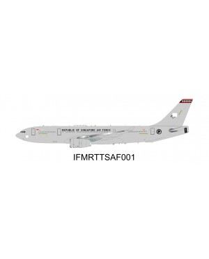Singapore Air Force A330-200MRTT with Stand(1:200)