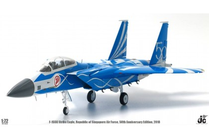 [Preorder] Republic of Singapore Air Force RSAF50 F15SG (scale 1:72)