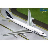 BRITISH AIRWAYS B747-400 (BOAC Retro Livery) (1:200) G-BYGC