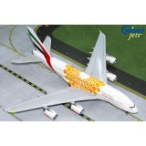 EMIRATES A380-800 (Orange Expo 2020) (1:200) A6-EOU