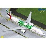 EMIRATES B777-300ER (Green Expo 2020) (1:200) A6-EPU