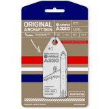 Aviationtag Airbus A320 – B-2400