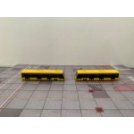 Scenix Series Airport Bus Set (1:200) (Set of 2)
