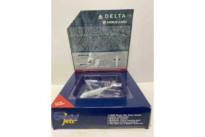 Delta Airlines A320-200 (1:400 scale)
