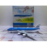 KLM B747-400 (1:400) PH-BFT