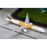 Emirates B777-300ER (1:200) A6-EPO (orange Expo 2020 livery
