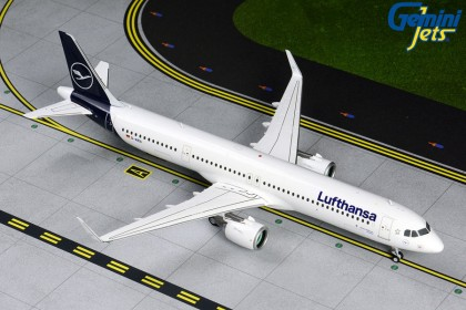 Lufthansa A321neo D-AIEA new livery (scale 1:200)