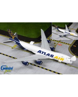 Atlas B747-8F (1:400) N854GT (Interactive Series)