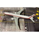 <Special price> JCWings Garuda Indonesian Airways B777-300ER scale 1:400 (Flap up)