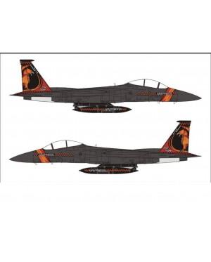 Preorder RSAF F15SG(1:72)142nd sqn 'Gryphon' 2017 & 428th sqn 'Buccaneers' 2015(ETA Feb 20)