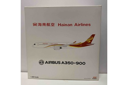 Hainan Airlines Airbus A350-900 B-1069 with stand 1:400