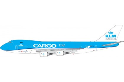 KLM Cargo 100 Years B747-400 PH-CKB