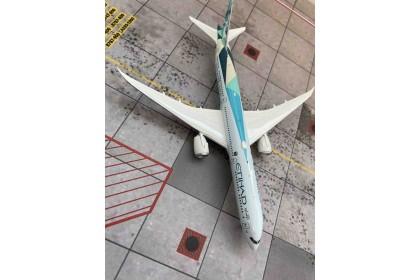 Etihad Airways Boeing 787-10 Dreamliner A6-BMH 1:400