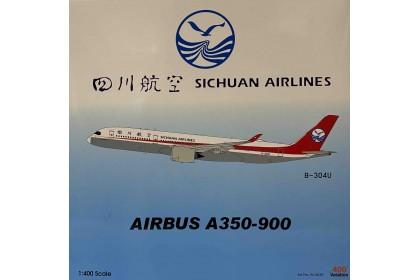 Sichuan Airlines Airbus A350-900XWB B-304U