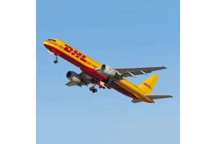 Original Aircraft Skin DHL Boeing 757 - D-ALEH