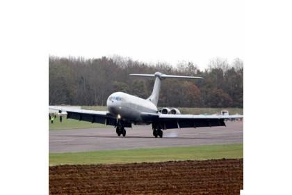 Original Aircraft Skin Royal Air Force Vickers VC10 – XV-106