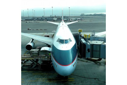 Original Aircraft Skin Boeing 747 – B-HUI