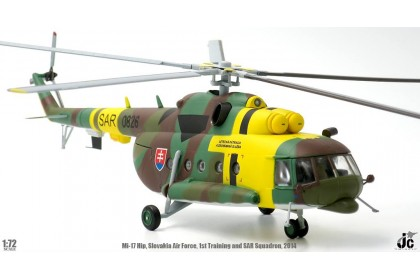Mi-17 Hip Slovakia Air Force 1st Trg & SAR Sq 2014 (scale 1:72)