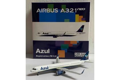 Azul A321neo PR-YJA (1:400 scale)