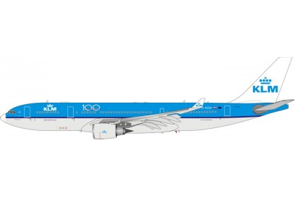 KLM 100 Years A330-200 PH-AOA (1:400 scale)