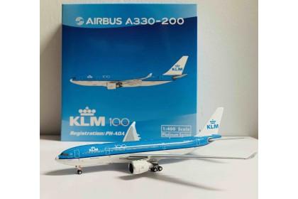 KLM 100 Years A330-200 PH-AOA (1:400 scale)