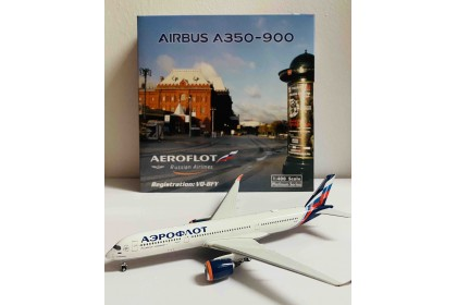 Aeroflot A350-900 VQ-BFY (1:400 scale)