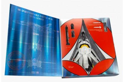 VF-1S Fighter Valkrie Skull Leader Macross (1:72 scale)
