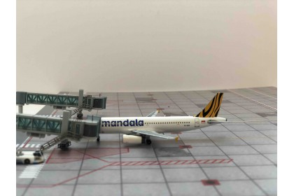 Mandala A320 PK- (1:400 scale)