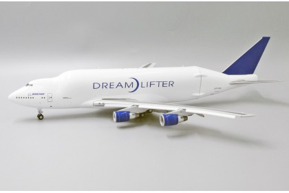 "Boeing Company Boeing 747-400(LCF) ""Flaps Down"" Reg: N747BC With Stand (1:200 scale)"