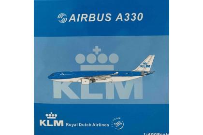 KLM A330 PH-AKB (1:400 scale)