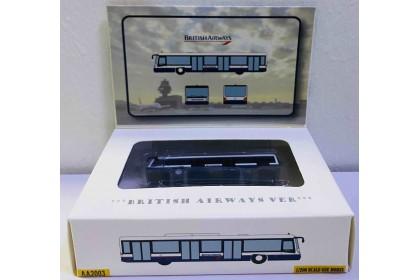 1:200 Airport bus (British Airways Landor version, 2 in 1 set)