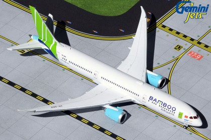 Bamboo Airways B787-9 VN-A818 (1:400 scale)