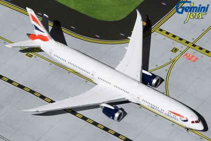British Airways B787-10 G-ZBL (1:400 scale)