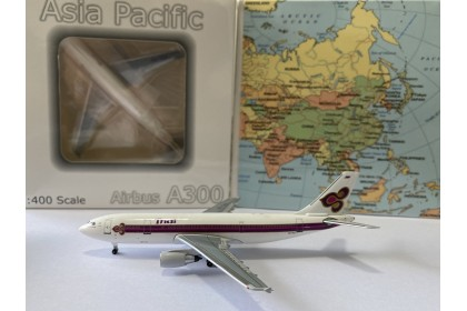 Thai International A300-600R HS-TAA (1:400 scale)