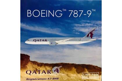 Qatar Airways Boeing 787-9 A7-BHB (1:400 scale)