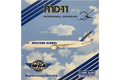 Western Global MD-11 N-412SN (1:400 scale)