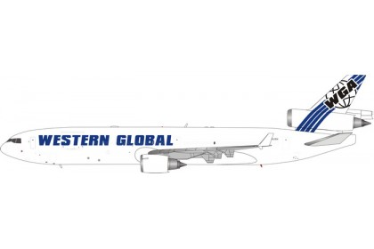 [Pre-order] Western Global MD-11 N-412SN. (1:400 scale)